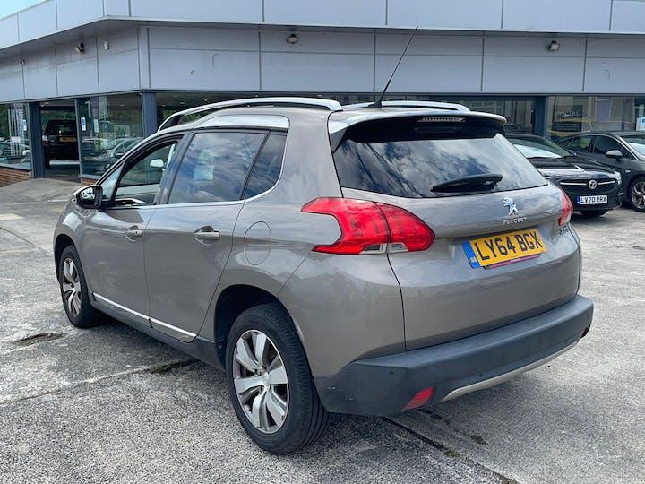 Peugeot 2008 1.2 Allure 2014
