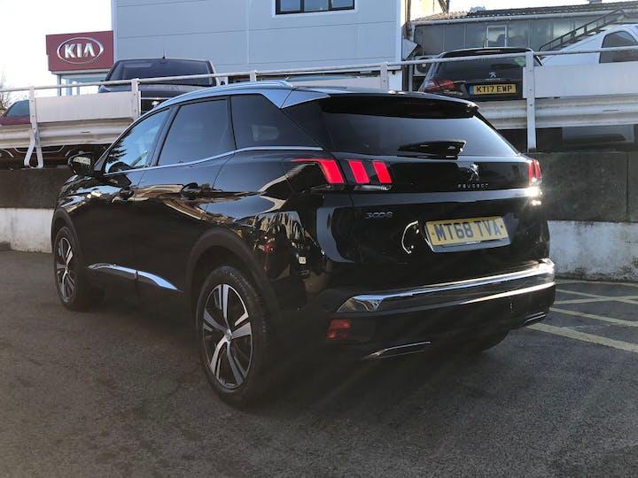 Peugeot 3008 1.2 S/S GT Line 2018