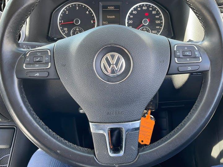 Volkswagen Tiguan 2.0 Match TDI Bluemotion Technology 2011