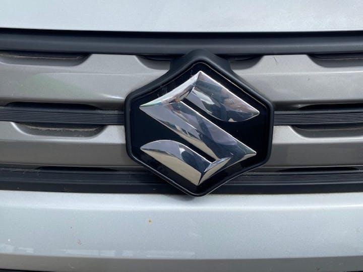 Silver Suzuki Vitara 1.6 Sz-t 2017