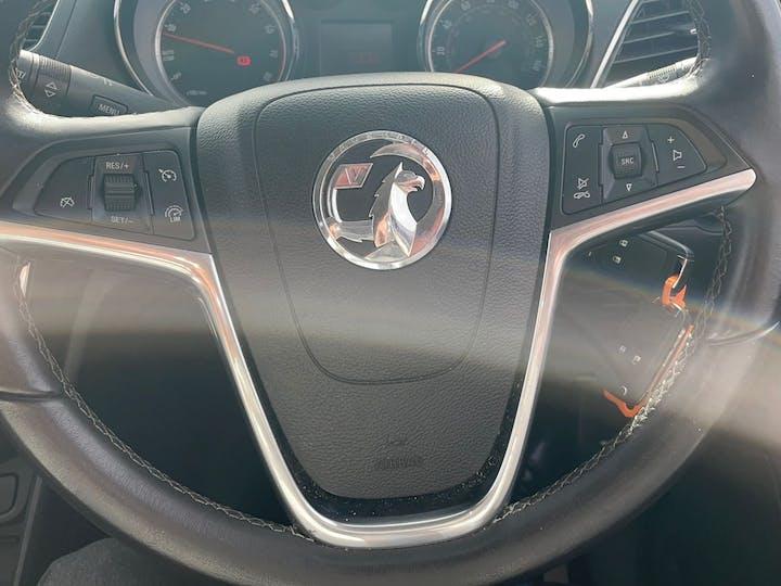 Vauxhall Mokka 1.6 Exclusiv S/S 2015