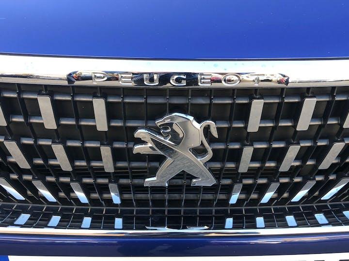 Peugeot 3008 1.6 Thp S/S Allure 2017