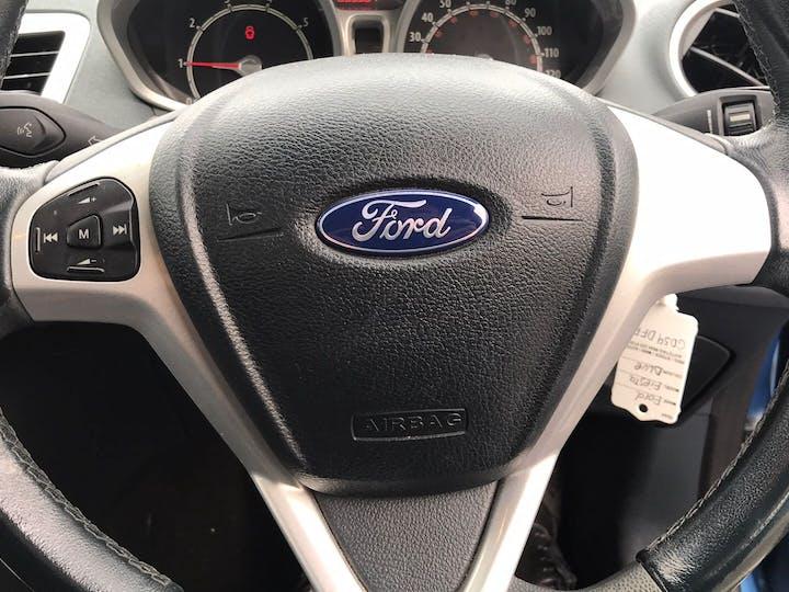 Ford Fiesta 1.2 Zetec 2010