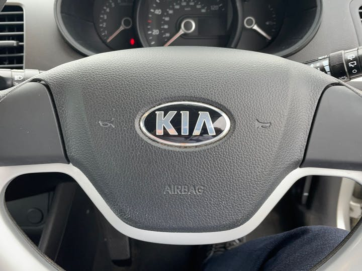 Kia Picanto 1.0 1 Air 2013