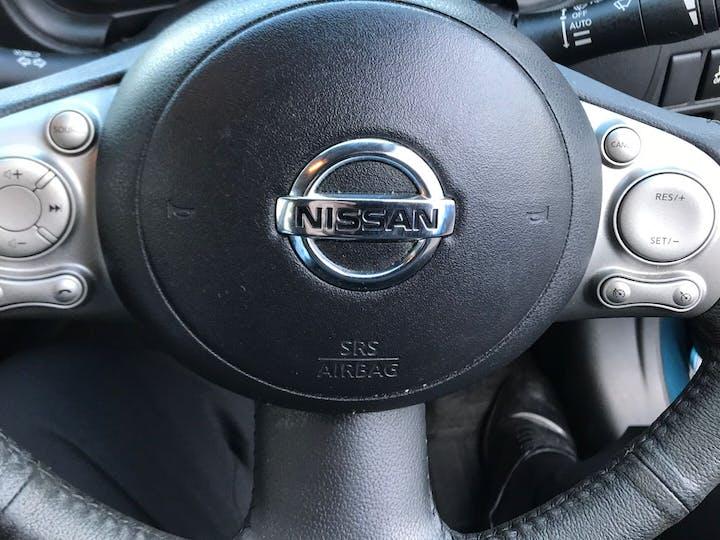 Nissan Micra 1.2 Acenta 2017
