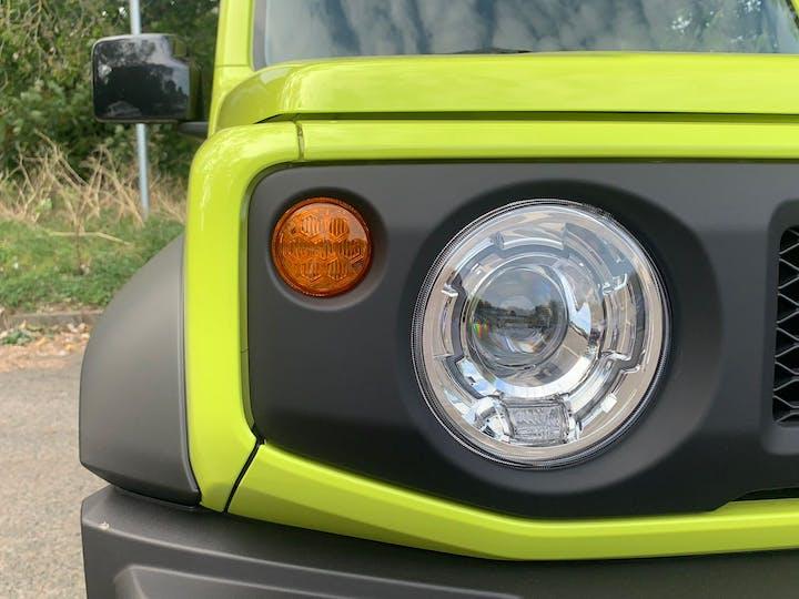 Black Suzuki Jimny 1.5 Sz5 2020