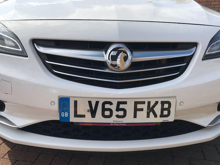 Vauxhall Cascada 1.4 SE S/S 2015