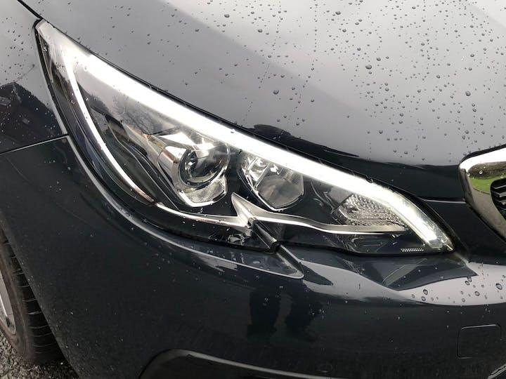 Peugeot 308 1.2 Puretech S/S Allure 2017