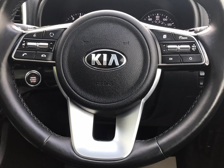 Kia Sportage 1.6 4 Isg 2018