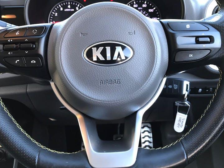 Kia Picanto 1.2 X-line 2020