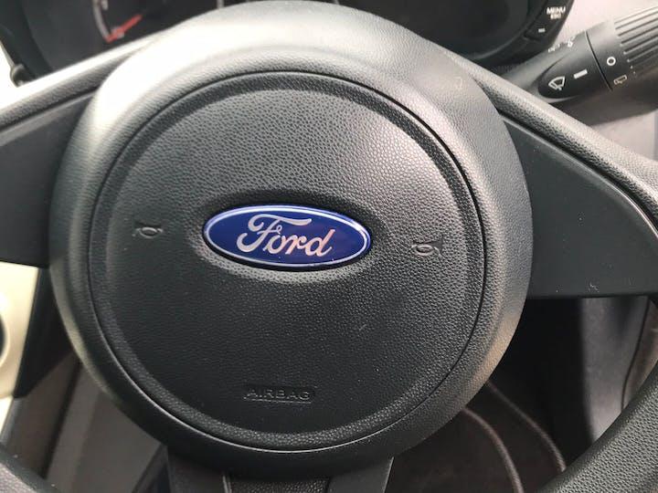 Ford Ka 1.2 Edge 2012