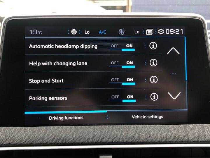 Peugeot 3008 1.2 Puretech S/S Allure 2018