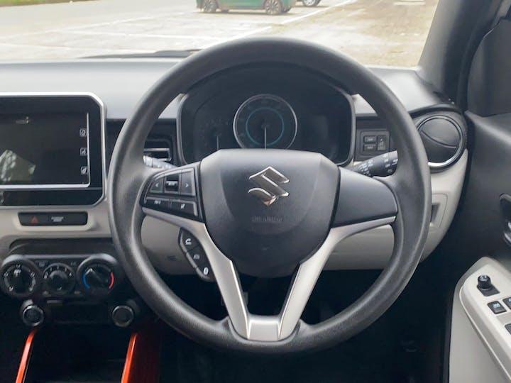 Suzuki Ignis 1.2 Sz-t Dualjet 2018
