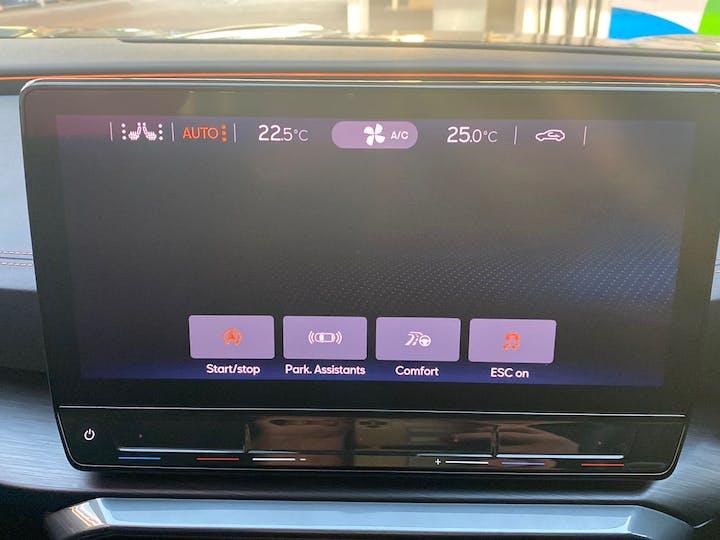 Cupra Formentor 2.0 TSI 4drive Vz2 DSG 2021