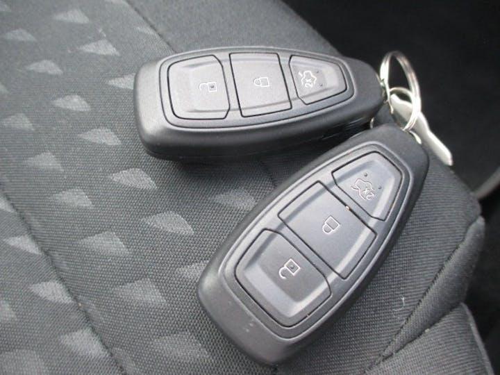 Ford Fiesta 1.0 Titanium 2018
