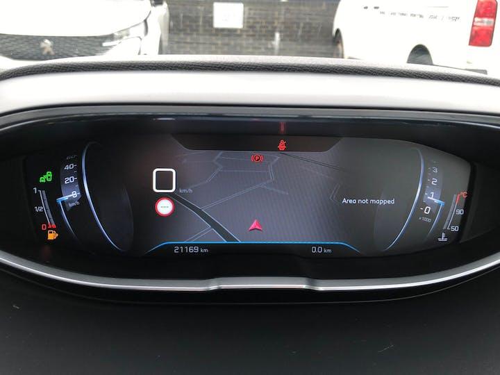 Peugeot 3008 1.5 Bluehdi S/S Allure 2018