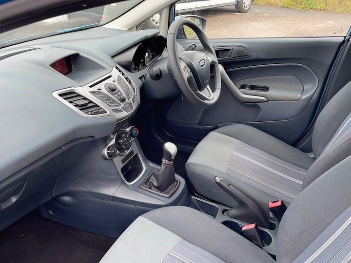 Ford Fiesta 1.2 Edge 2010