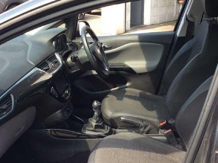 Grey Vauxhall Corsa 1.4 SE Ecoflex 2017