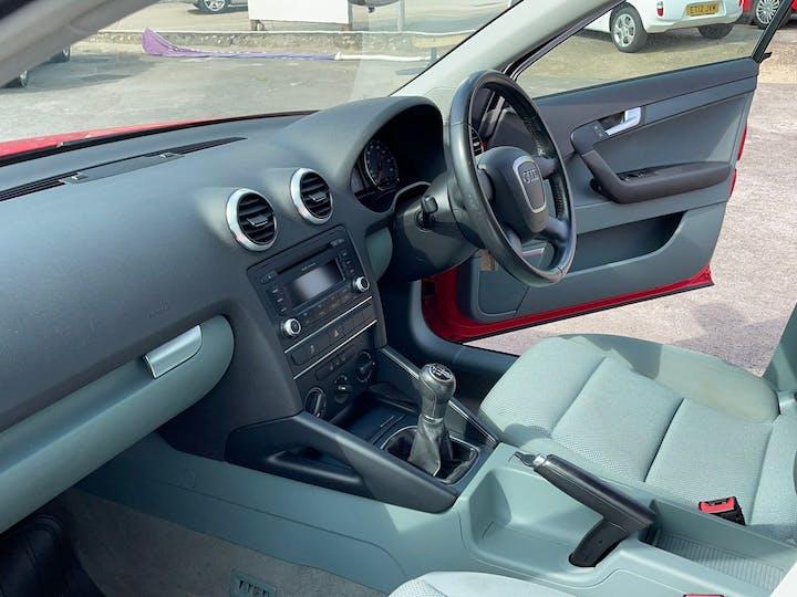 Audi A3 1.6 Sportback Mpi Technik 2010