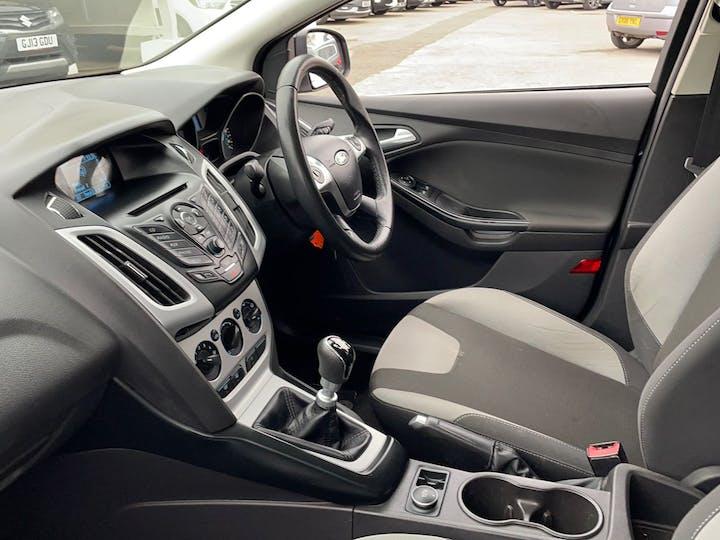 Ford Focus 1.6 Zetec TDCi 2014
