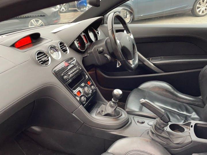Peugeot Rcz 1.6 Thp GT 2011