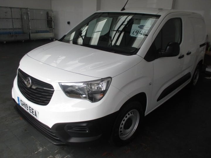 Vauxhall Combo 1.6 L1h1 2000 Edition S/S 2019