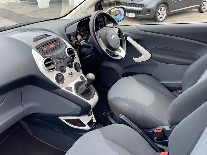 Ford Ka 1.2 Zetec 2016