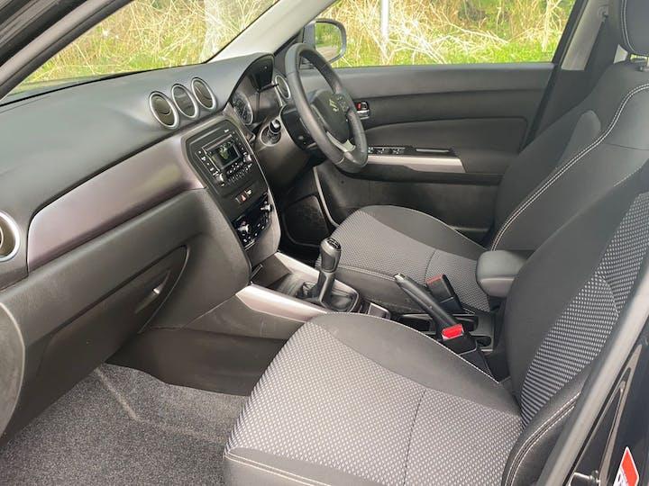 Black Suzuki Vitara 1.0 Sz4 Boosterjet 2019