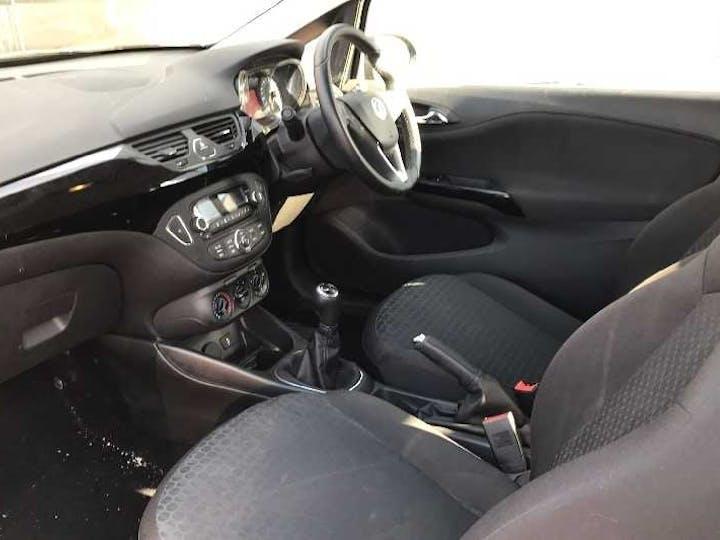 Black Vauxhall Corsa 1.4 Sting Ecoflex 2016
