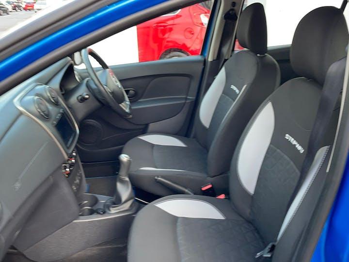 Dacia Sandero Stepway 1.5 Laureate Dci 2013