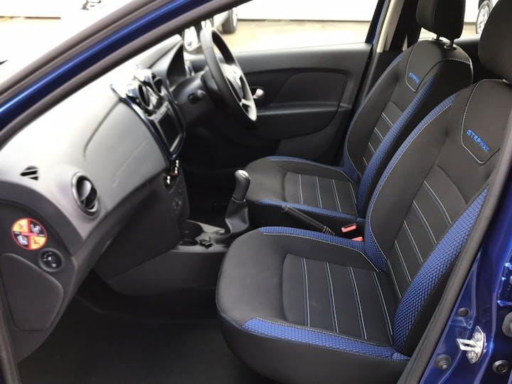 Dacia Logan Mcv 1.5 Stepway SE Twenty Dci 2021