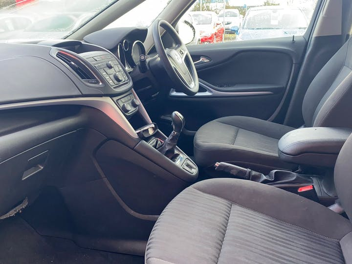 Vauxhall Zafira Tourer 1.4 Exclusiv 2015