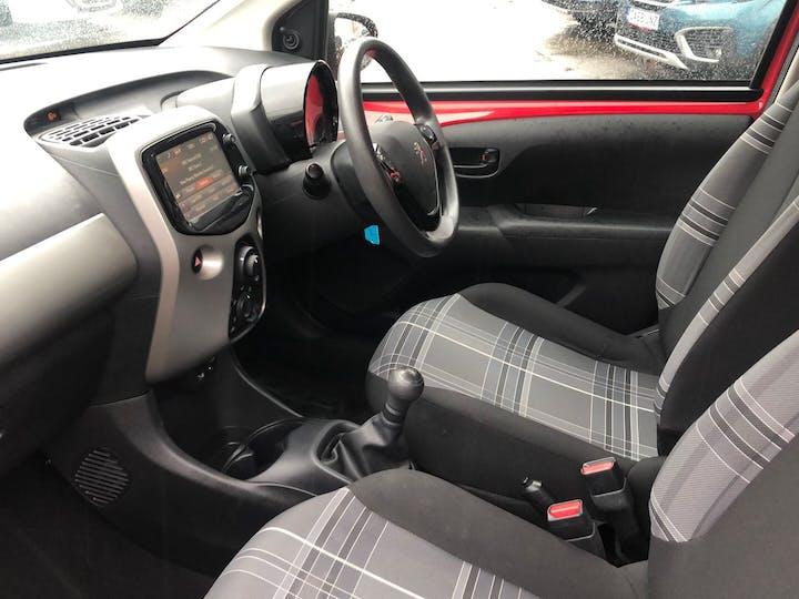 Peugeot 108 1.0 Active 2016