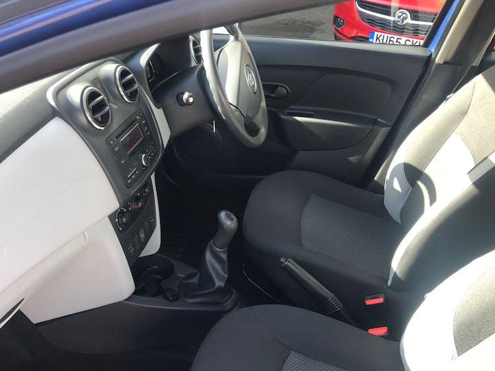 Dacia Sandero 0.9 Ambiance Tce 2013