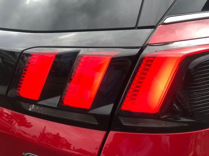 Peugeot 3008 1.2 Puretech S/S GT Line Premium 2019