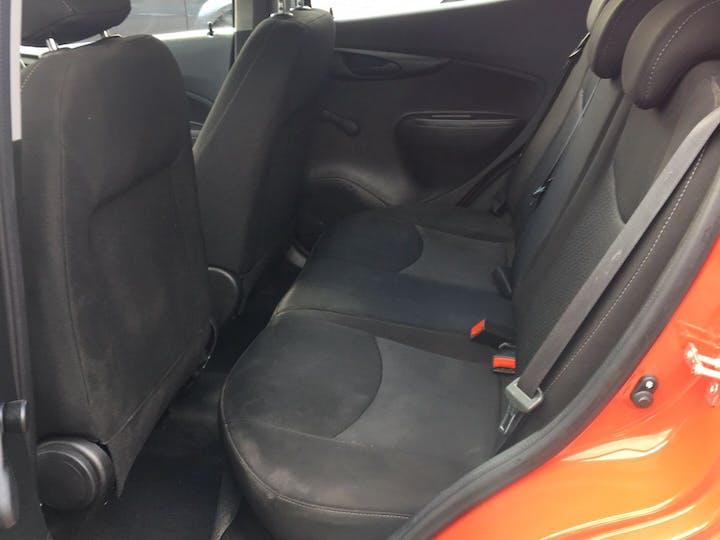 Red Vauxhall Viva 1.0 SE 2017