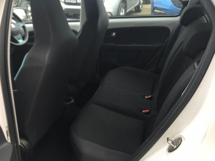 SEAT Mii 1.0 Toca 2014