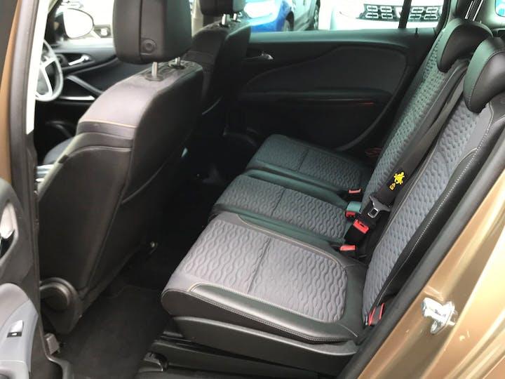 Vauxhall Zafira Tourer 1.4 SE 2014