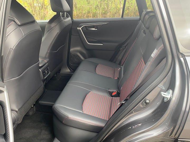 Suzuki Across 2.5 Sz5 E-four 2020