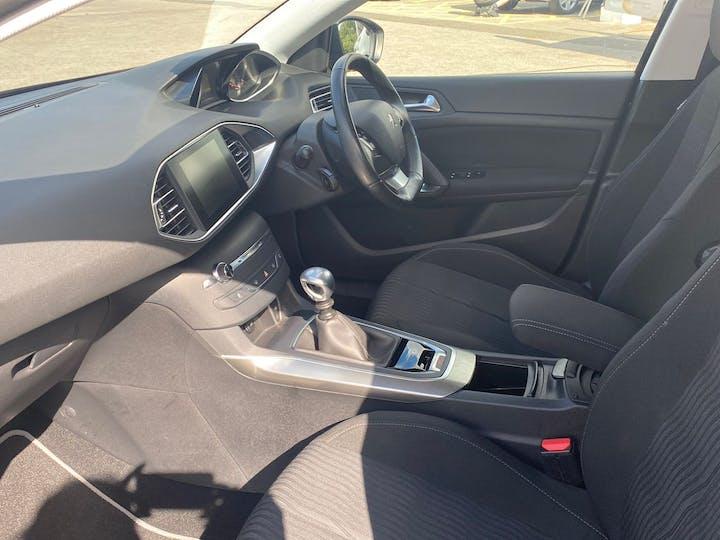 Peugeot 308 1.6 E-hdi Active 2014