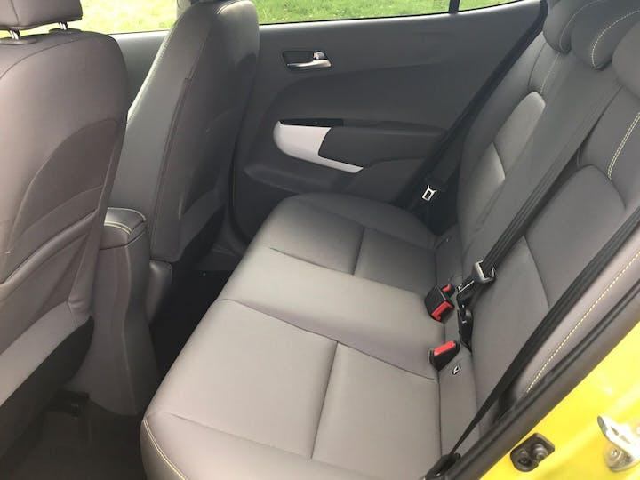 Kia Picanto 1.2 X-line 2018