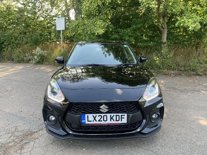 Suzuki Swift 1.4 Sport Boosterjet 2020