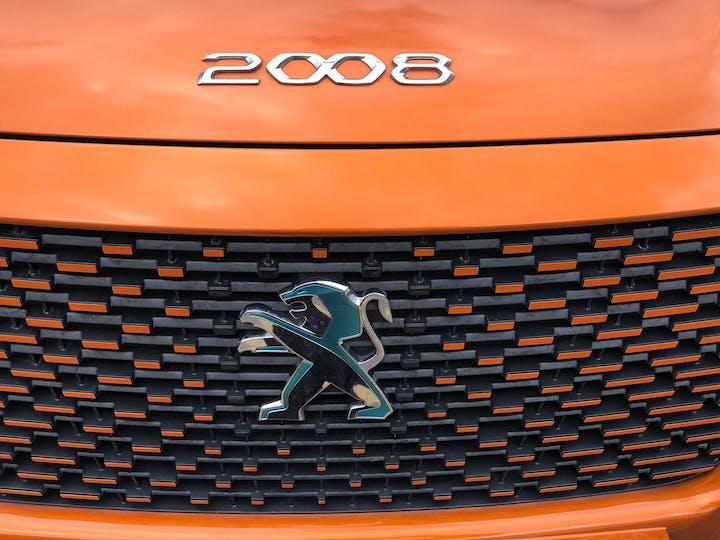 Peugeot 2008 0.0 GT 2020