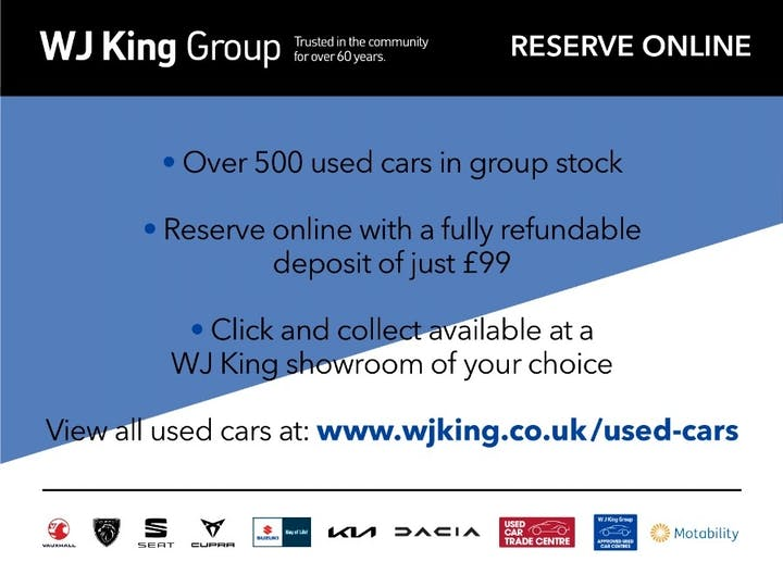Silver Kia Carens 1.6 2 Isg 2017