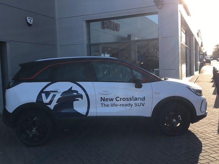 Vauxhall Crossland X 1.2 SRi Nav 2021
