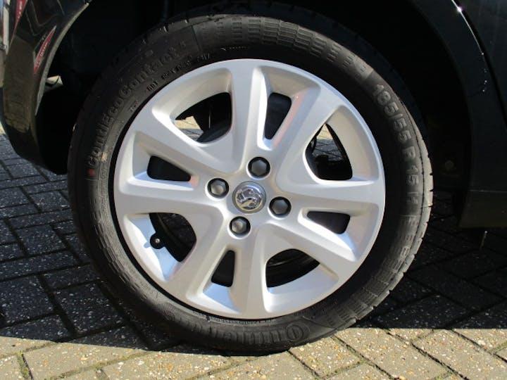 Grey Vauxhall Viva 1.0 SE Ac 2017