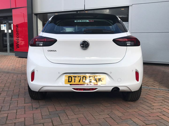 Vauxhall Corsa 1.2 SE Premium 2021