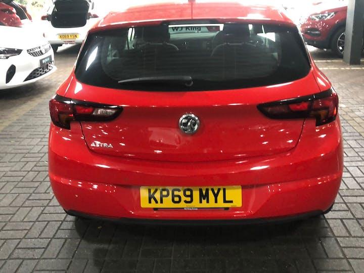 Vauxhall Astra 1.4 SRi S/S 2019