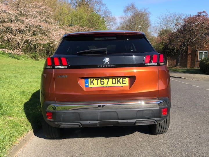 Peugeot 3008 1.6 Thp S/S Allure 2018