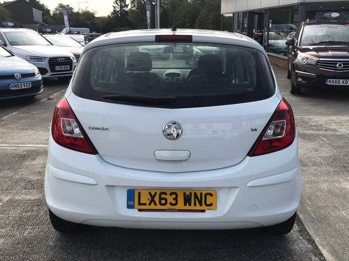 Vauxhall Corsa 1.4 SE 2013
